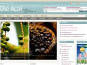 Acai-Beeren