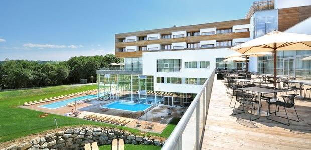 Steirische Natur Wellness kann im Urlaub im Falkensteiner Hotel & Spa Bad Waltersdorf in der Steiermark erleben