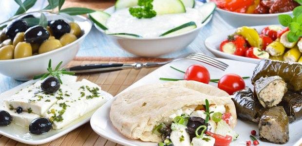 Die Kreta Diät basiert auf Lebensmittel wie Obst und Gemüse