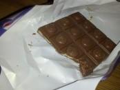 Abnehmen - Schokolade