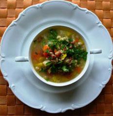 Gerstlsuppe Rezept von EAT4FUN
