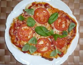 Pizza Rezept