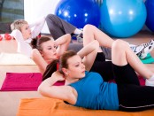 Sport ist eine gute Unterstützung um gesund abzunehmen