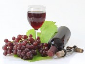 Rotwein - Alkohol