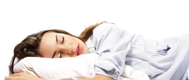 Schlank im Schlaf?