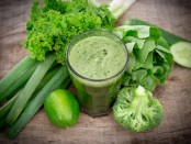 Grüne Smoothies als Energiequelle