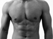 Sixpack: tolle Bauchmuskeln
